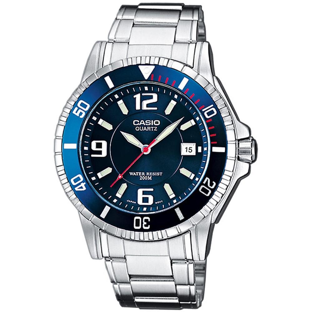 Orologio uomo Casio CS MTD1053D2A