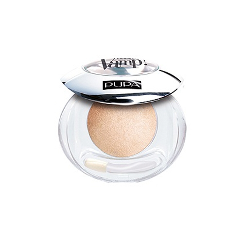 Pupa Vamp Wet  Dry eyeshadow ombretto cotto colore luminoso n 201 Champagne