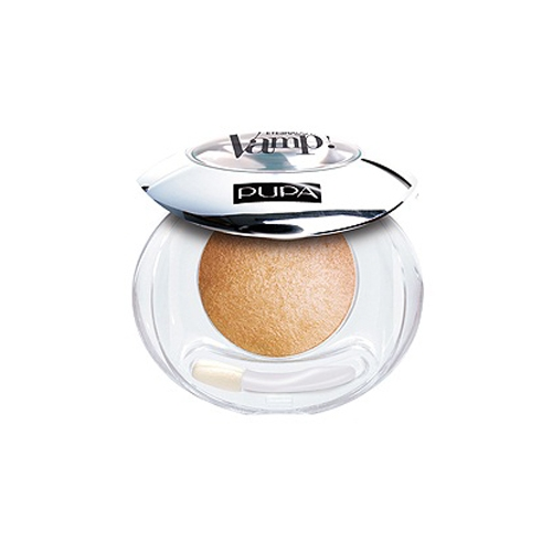 Pupa Vamp Wet  Dry eyeshadow ombretto cotto colore luminoso n202 True Gold