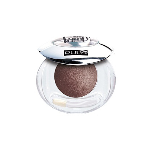 Pupa Vamp Wet  Dry eyeshadow ombretto cotto colore luminoso n205 Dark Brown