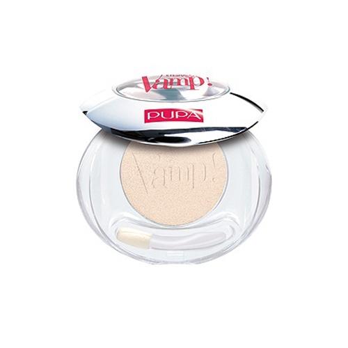 Pupa Vamp Compact Eyeshadow ombretto compatto colore puro n 101 Vanilla Matt