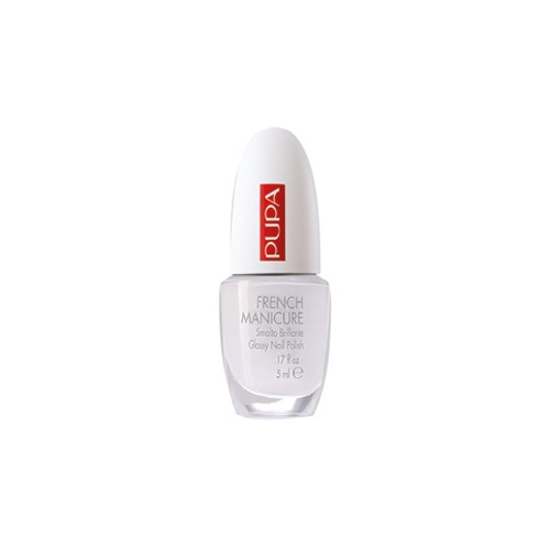 Pupa Lasting Color Smalto n001 White French