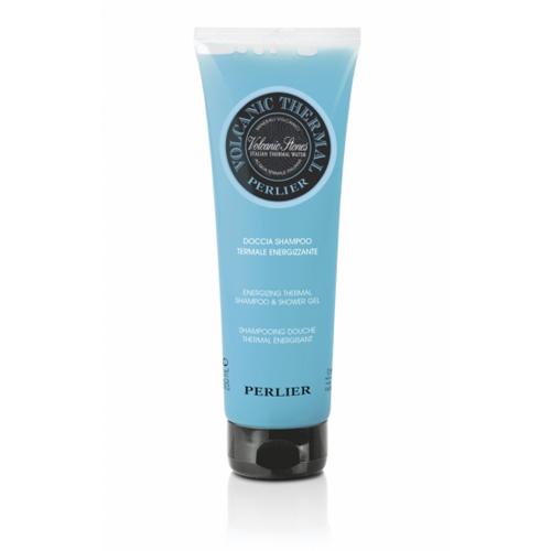 Perlier Volcanic Thermal doccia shampoo termale energizzante 250 ml