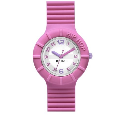 Orologio donna Hip Hop  NUMBERS  FUCSIA VIOLET HWU0462