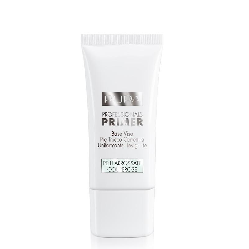 Pupa Professionals Primer base viso pre trucco n02 pelli arrossate couperose