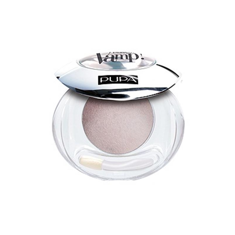 Pupa Vamp Wet  Dry eyeshadow ombretto cotto colore luminoso n400 Pearl Gray