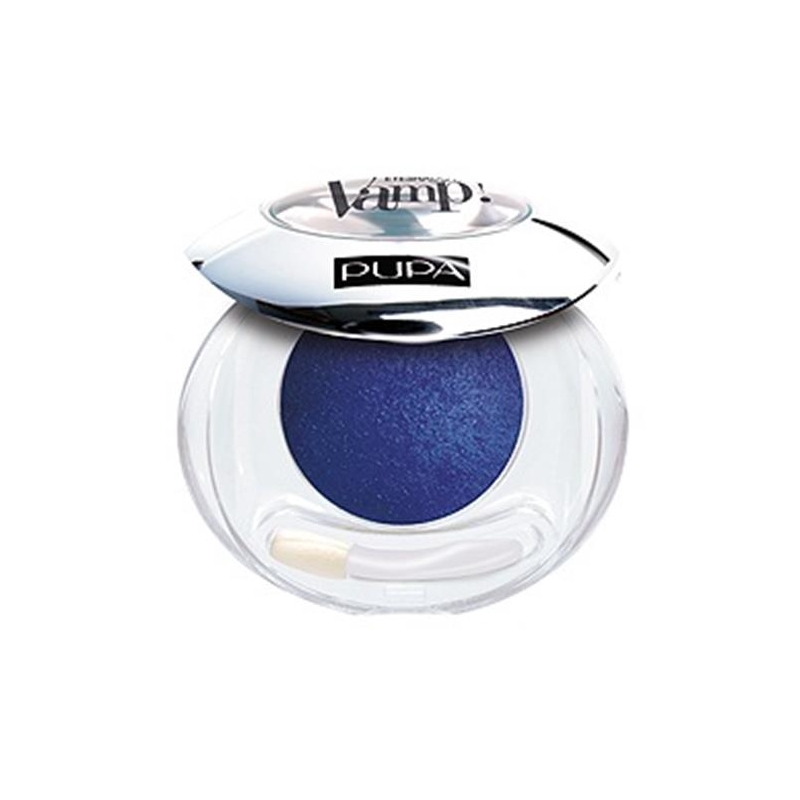 Pupa Vamp Wet  Dry eyeshadow ombretto cotto colore luminoso n305 Navy
