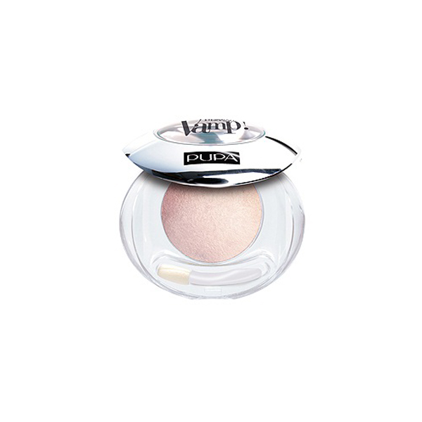 Pupa Vamp Wet  Dry eyeshadow ombretto cotto colore luminoso n100 Sugar Pink