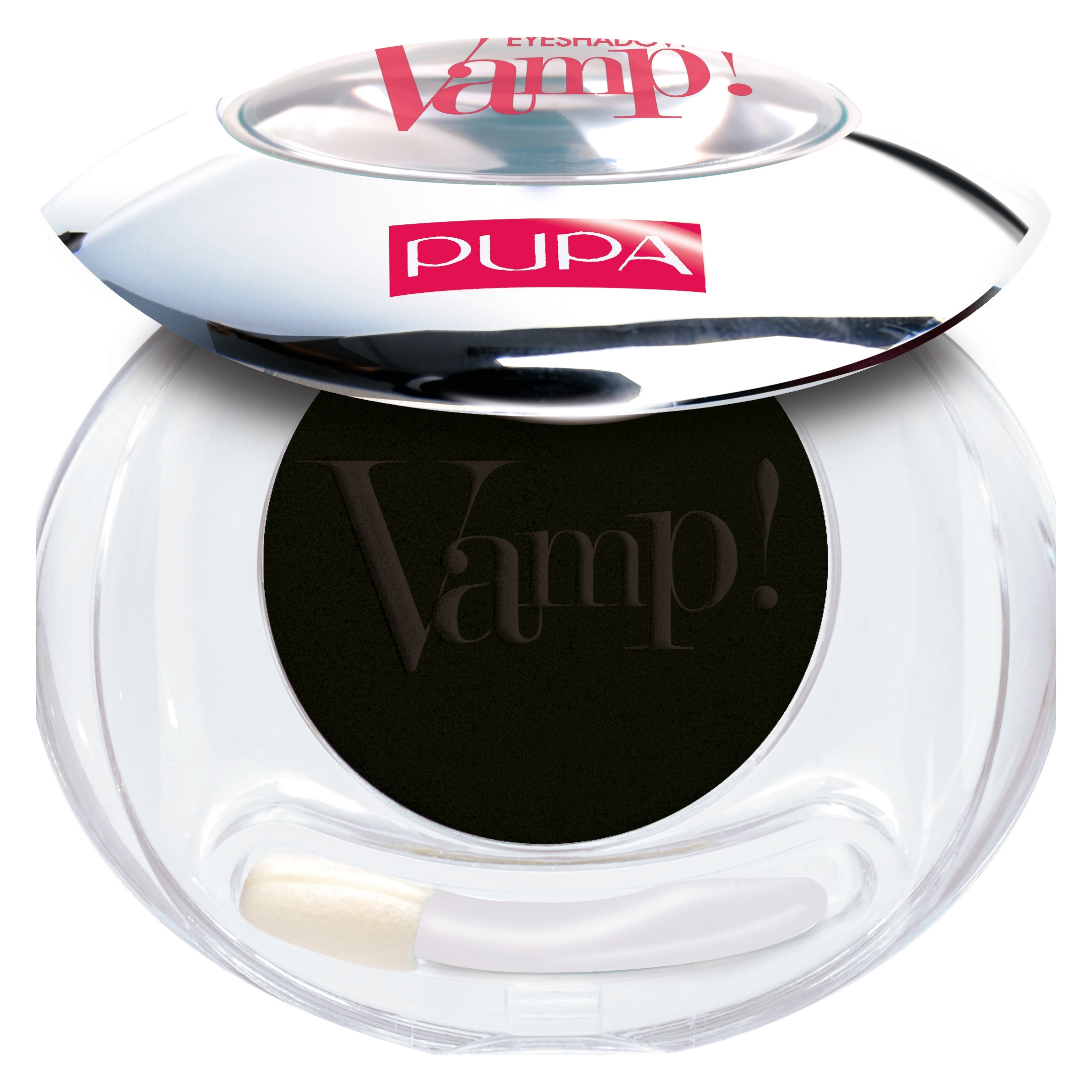 Pupa Vamp Compact Eyeshadow ombretto compatto colore puro n 405 Black Out Matt