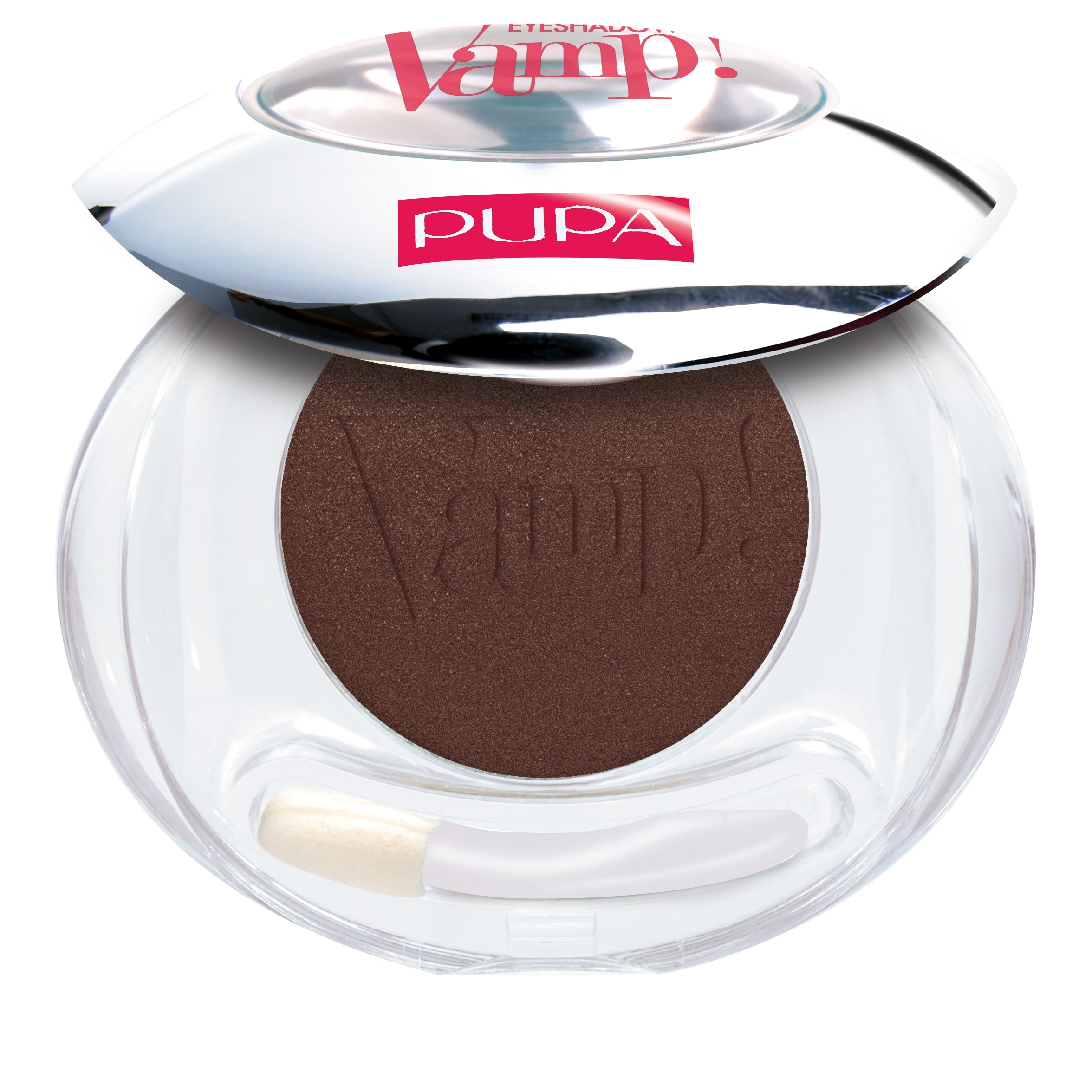 Pupa Vamp Compact Eyeshadow ombretto compatto colore puro n 105 Chocolate Matt