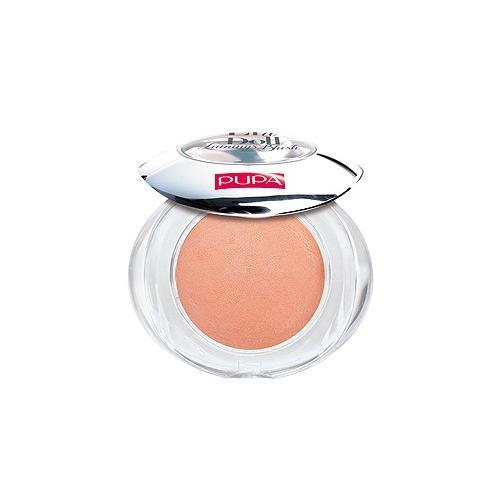 Pupa Like a Doll Luminys blush fard cotto effetto luminoso n204 Intense apricot