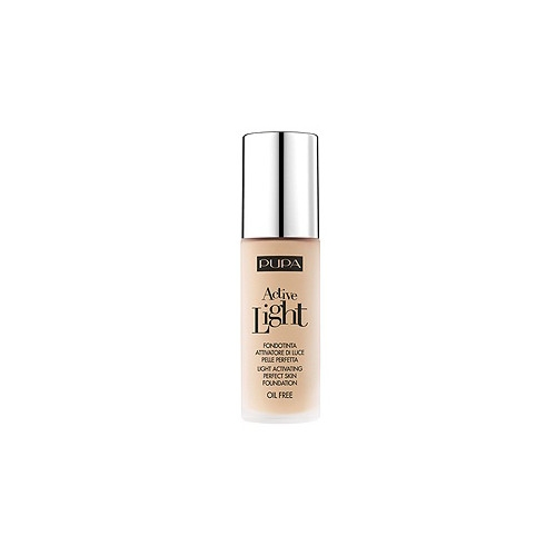 Pupa Active Light fondotinta attivatore di luce spf 10 n011 Light Beige