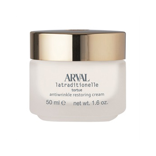 Arval Latraditionelle Tortue crema restitutiva antirughe 50 ml