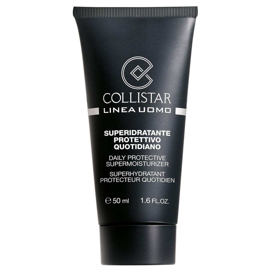 Collistar Uomo Superidratante Protettivo Quotidiano con acido ialuronico e vitamina e 50 ml omaggio dopobarba pelli sensibili 15 ml