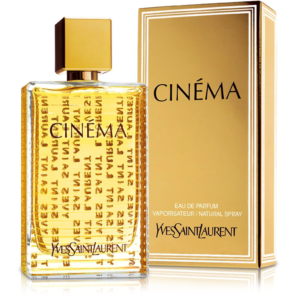 YSL CINEMA EAU DE PARFUM VAPO DONNA 50 ML