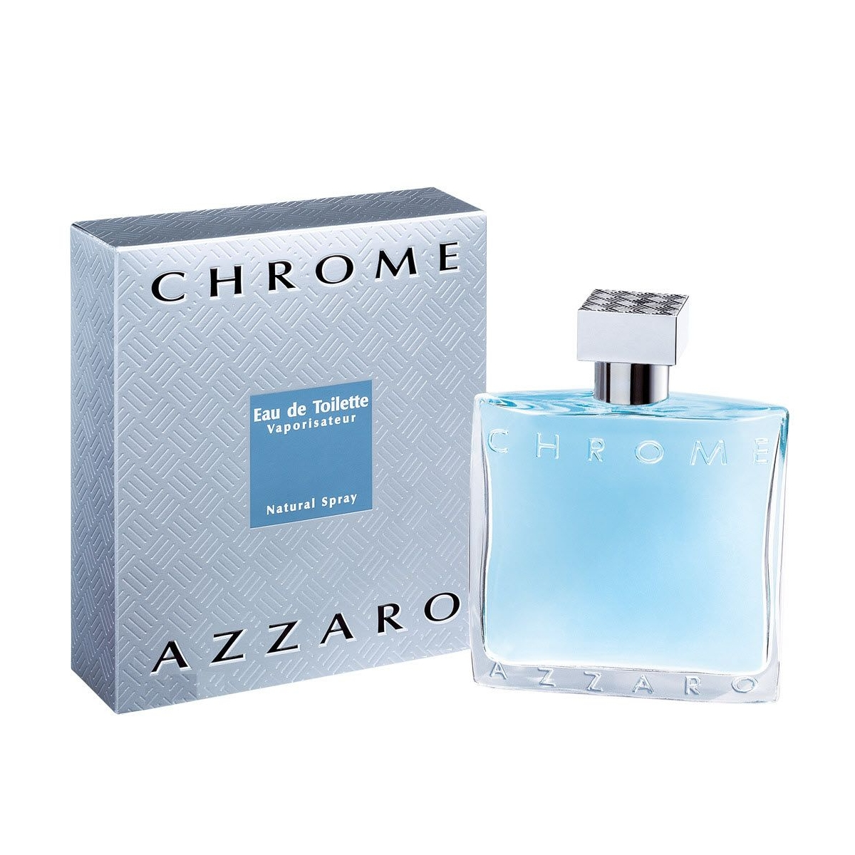 Azzaro Chrome edt vapo uomo 30 ml