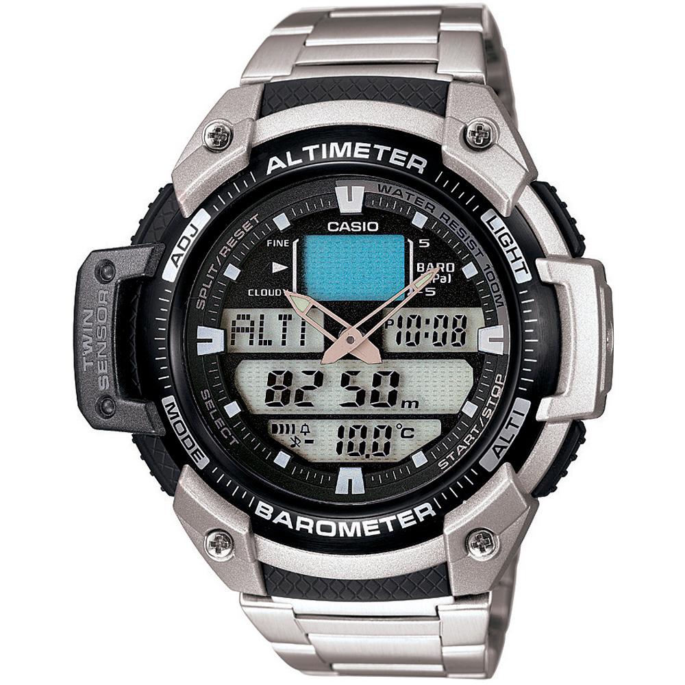 Orologio uomo Casio CS SGW400HDIB