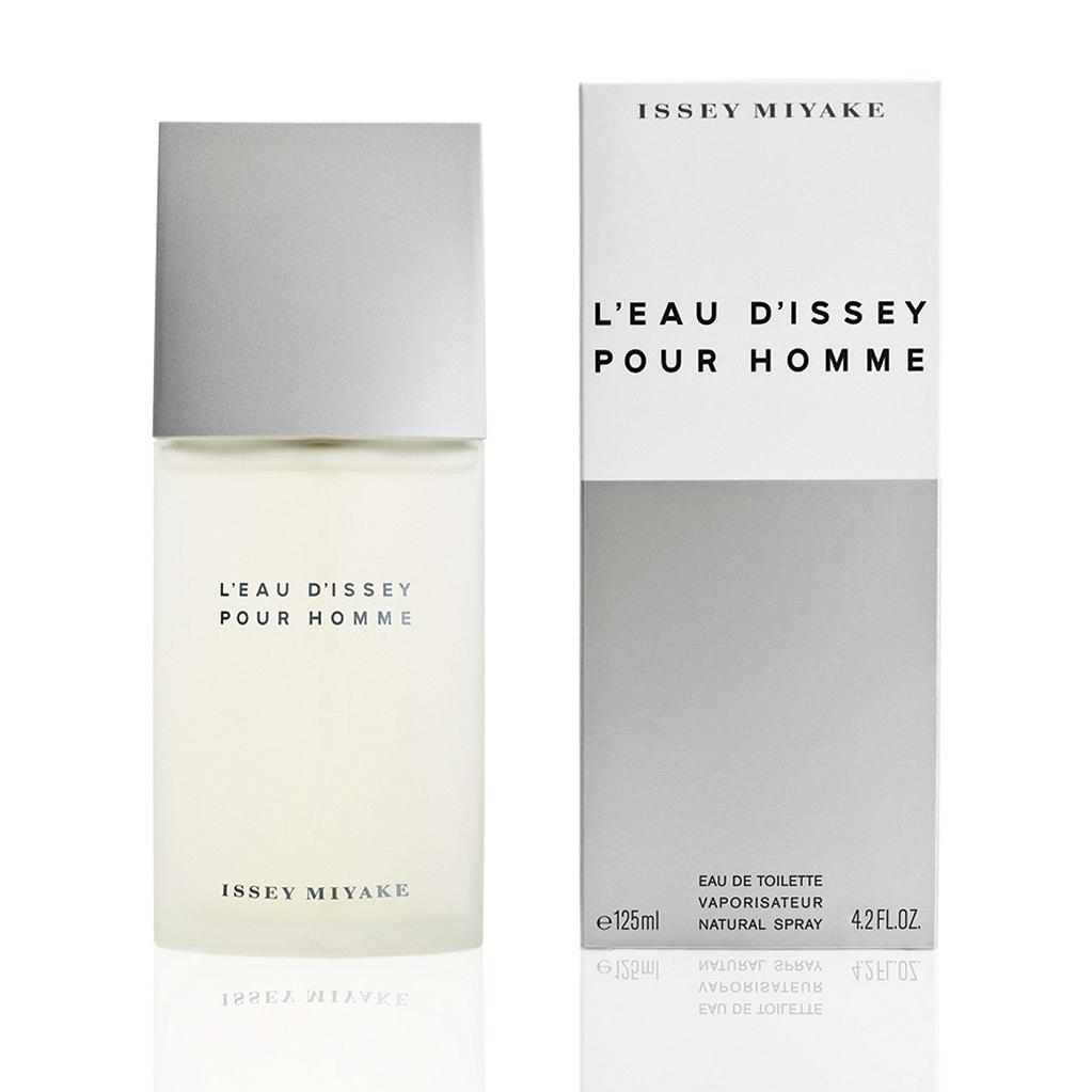 Leau dIssey Pour Homme eau de toilette vapo 125 ml