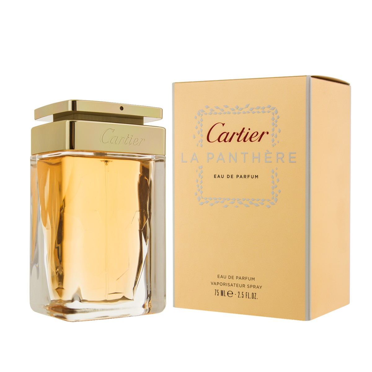 Cartier La Panthere eau de parfum donna spray 75 ml