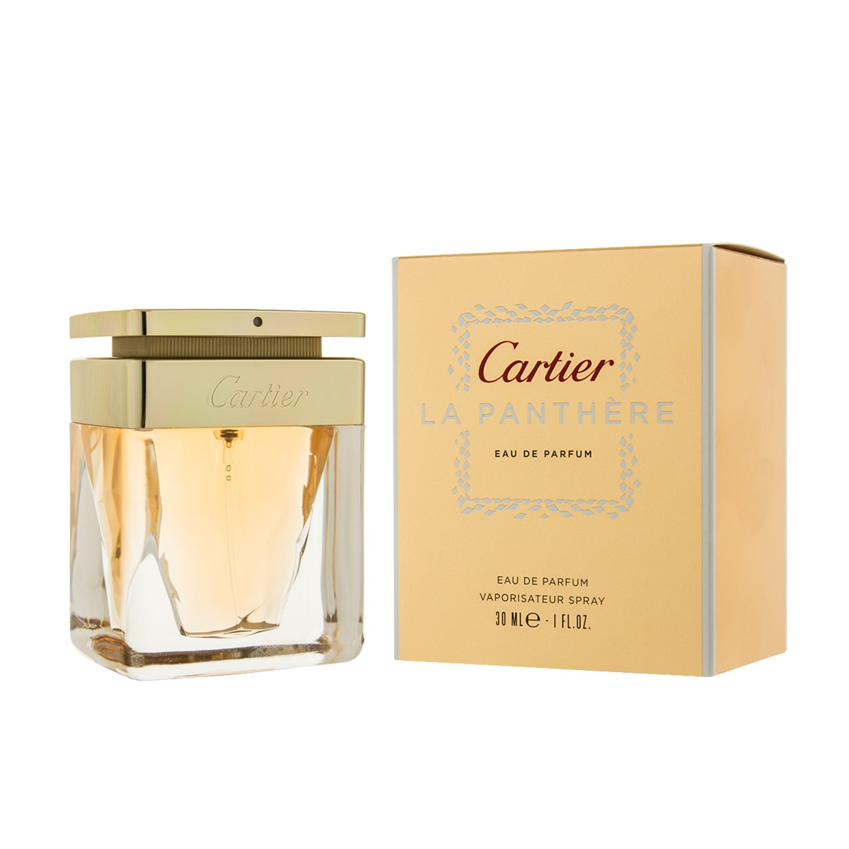 Cartier La Panthere eau de parfum donna spray 30 ml