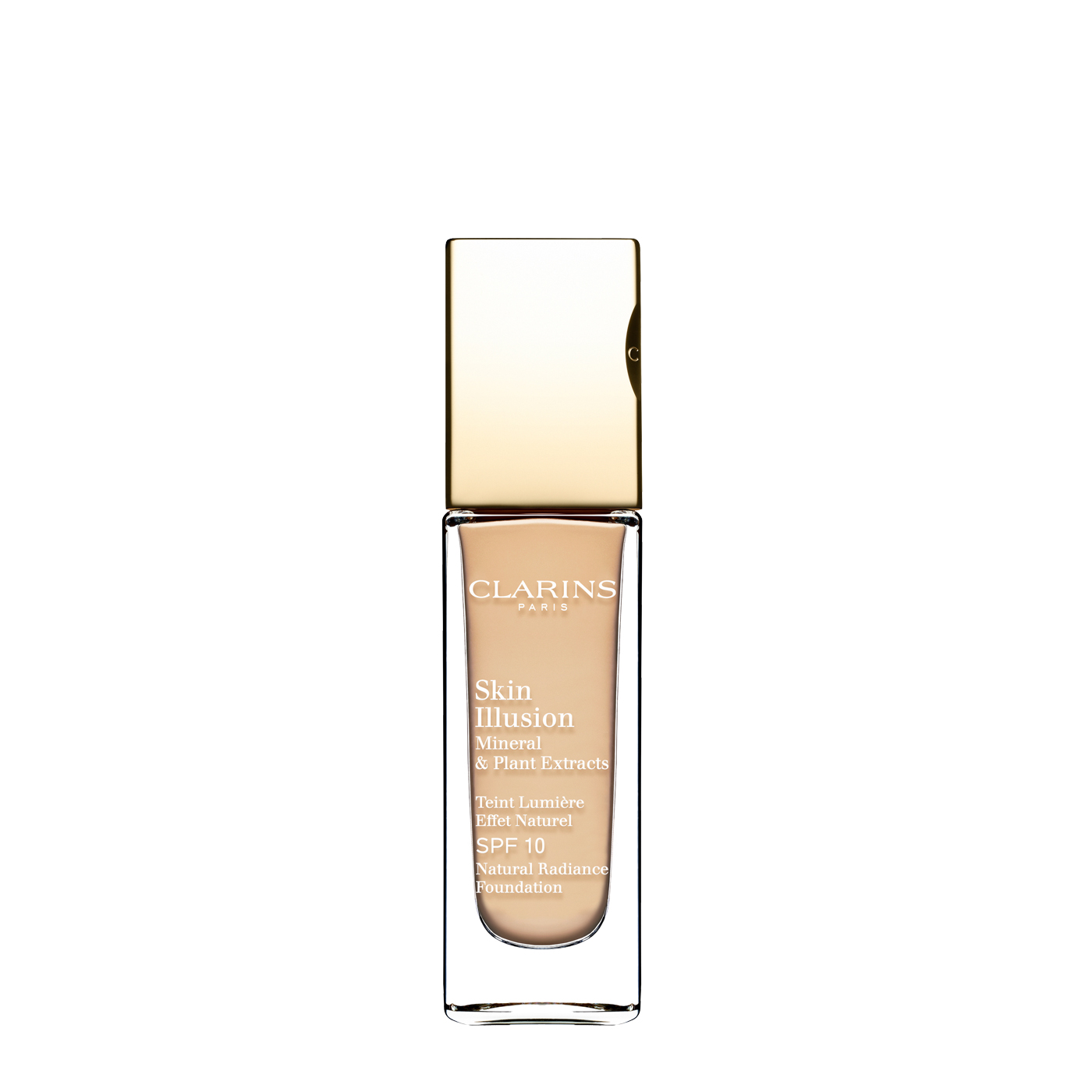 CLARINS SKIN ILLUSION FONDOTINTA IDRATANTE 30 ML  110 HONEY