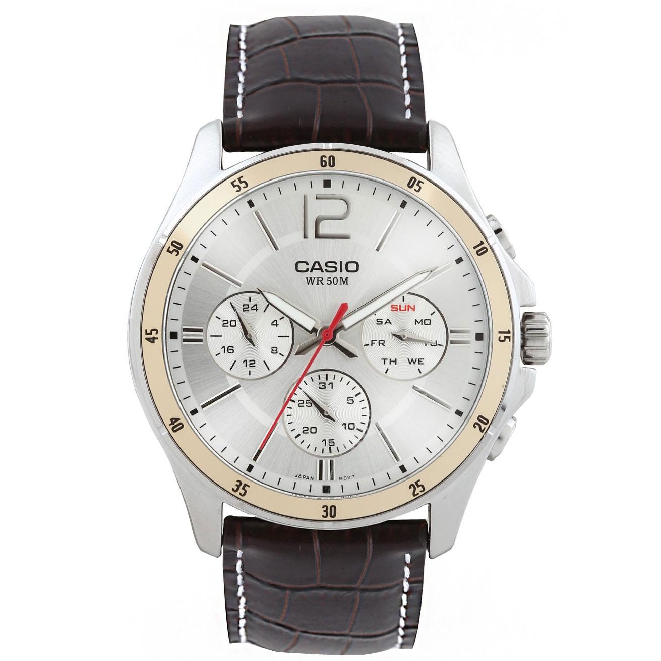 Orologio uomo Casio MTP1374L7