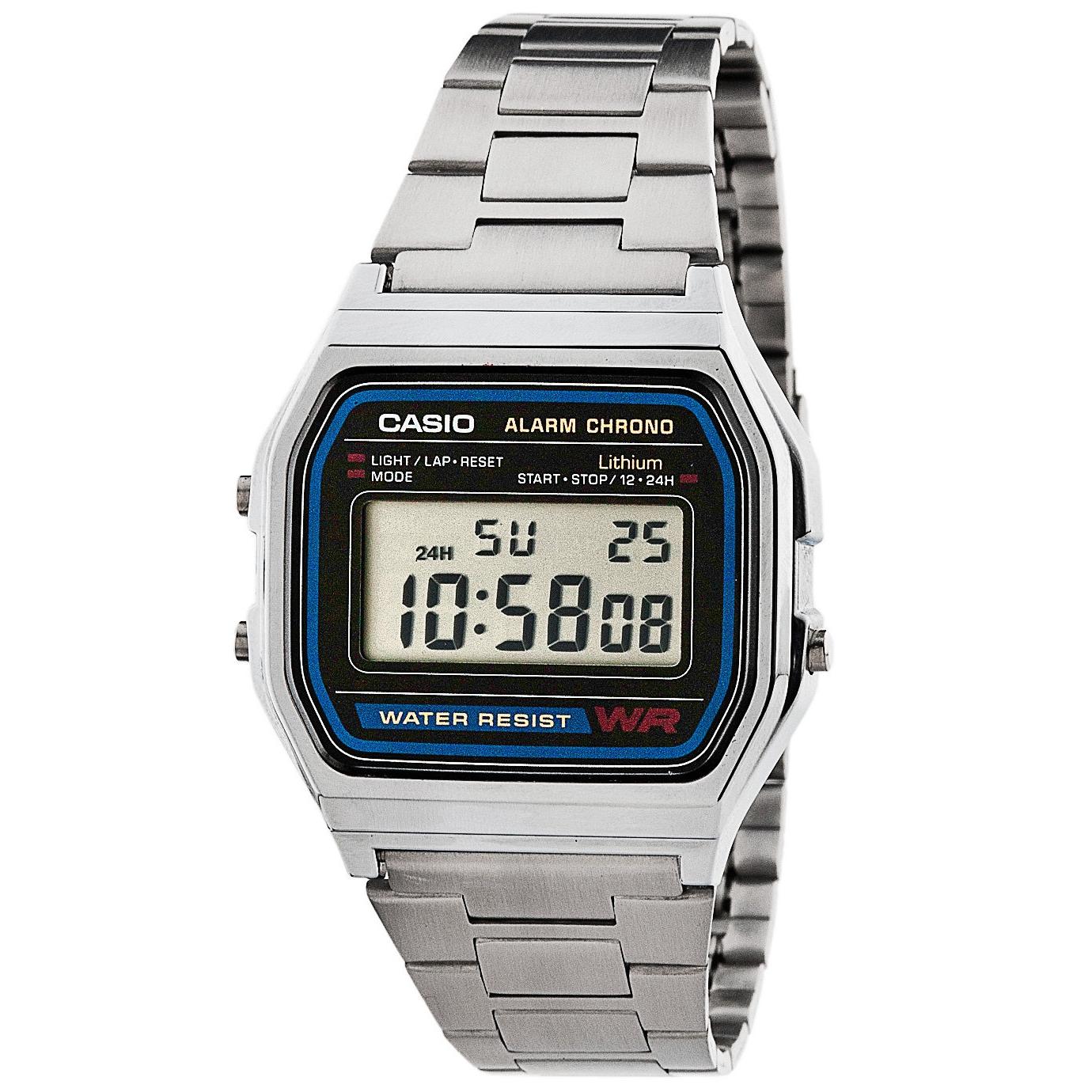 Orologio unisex Casio A158WA1CR