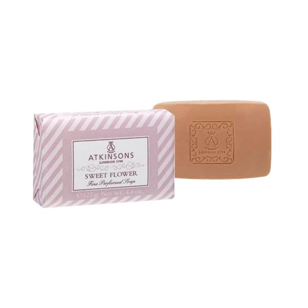 Atkinsons Fine Parfumed Soap sapone profumato Sweet Flower 125 gr