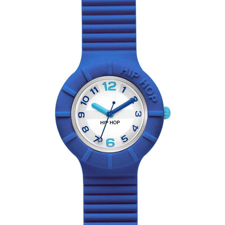 Orologio donna Hip Hop  NUMBERS  BLUE AZUR HWU0463