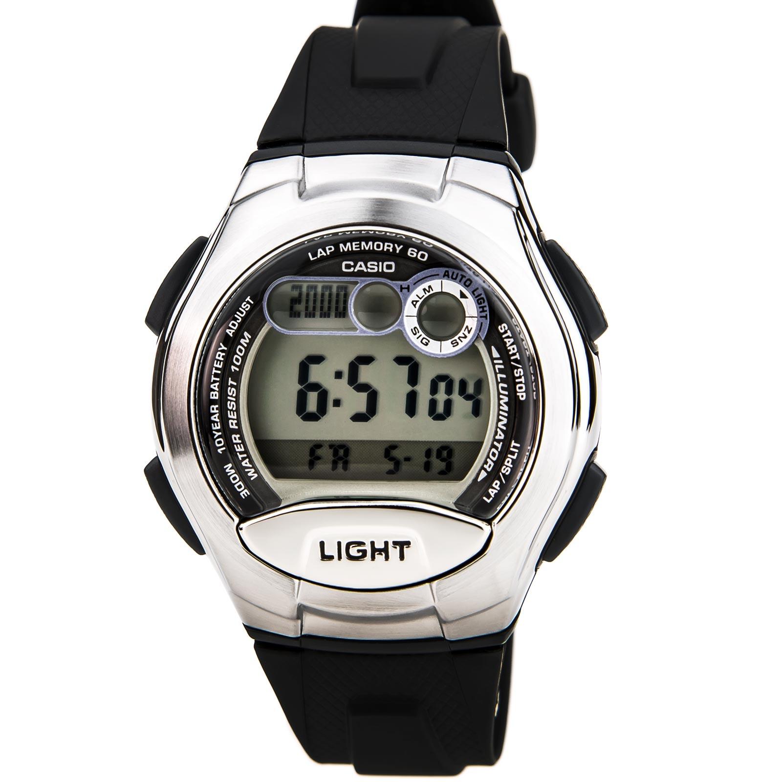 Orologio uomo Casio W7521A