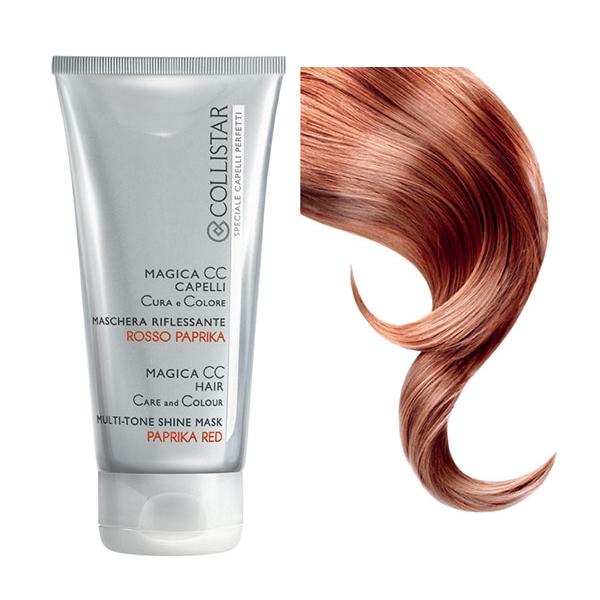 Collistar magica CC capelli cura e colore maschera riflessante ROSSO PAPRIKA 150ml