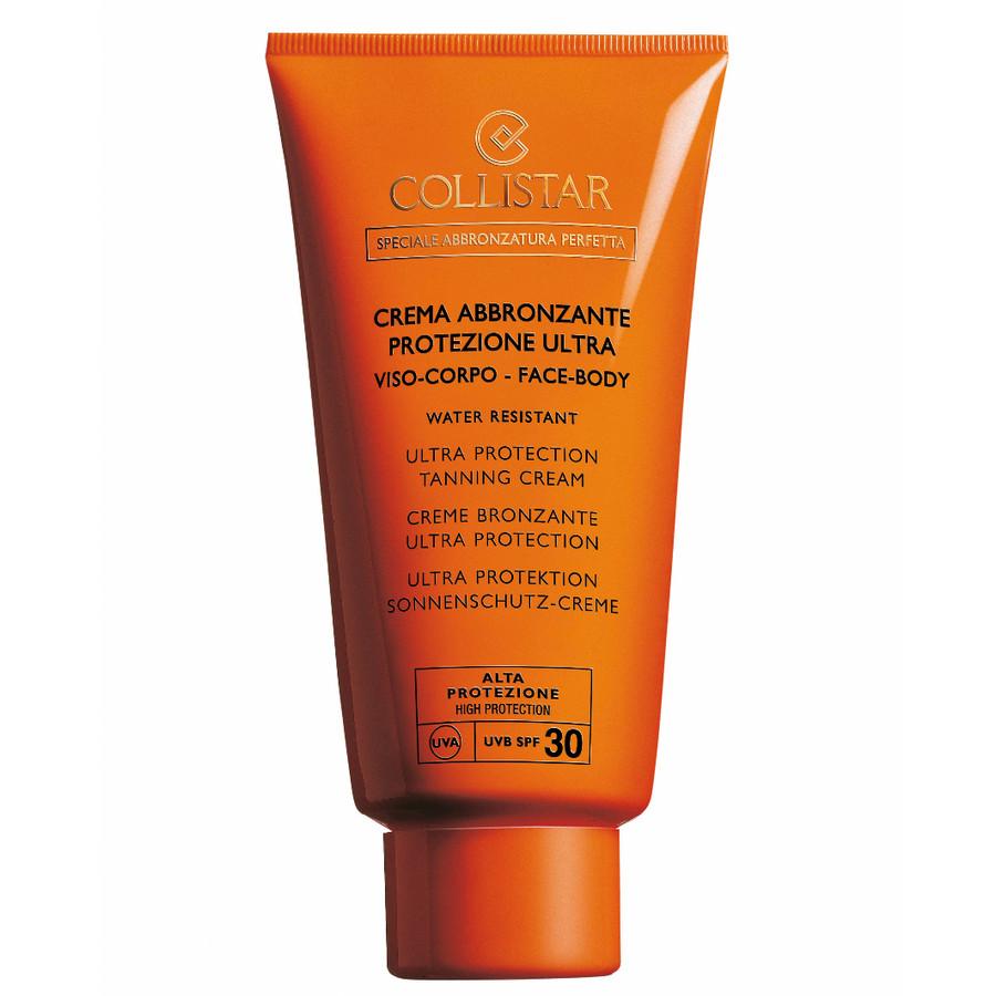 Collistar Crema Abbronzante protezione ultra visocorpo wr spf30 150 ml