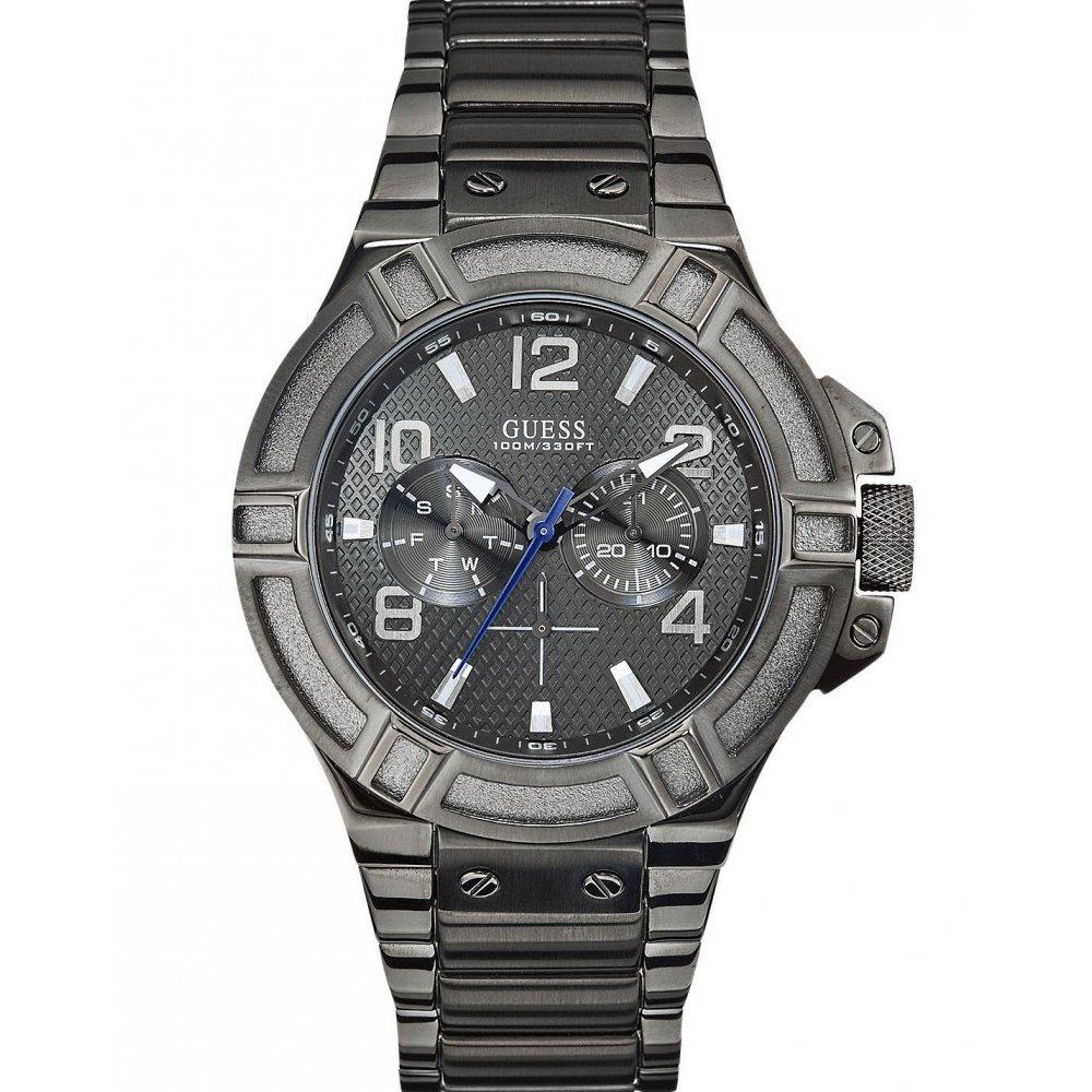 Orologio uomo Guess W0218G1