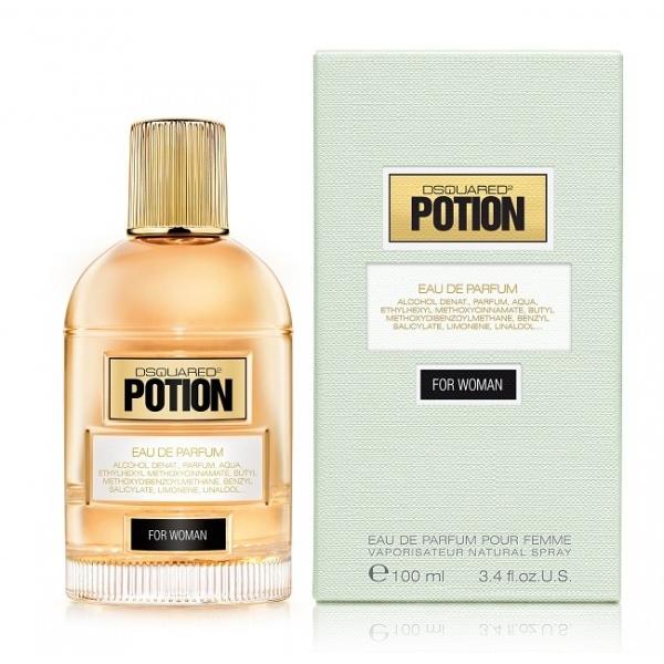 Dsquared Potion for Woman eau de parfum spray 100 ml