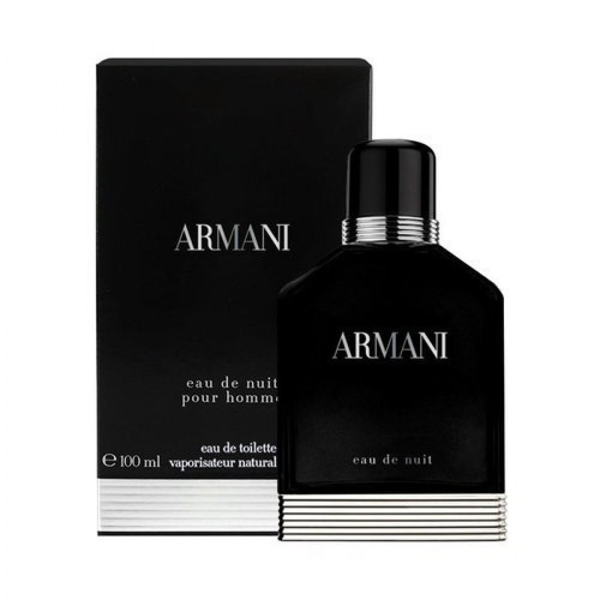 Armani Eau De Nuit Uomo edt vapo 100 ml
